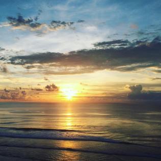 Single Fin sunsets
